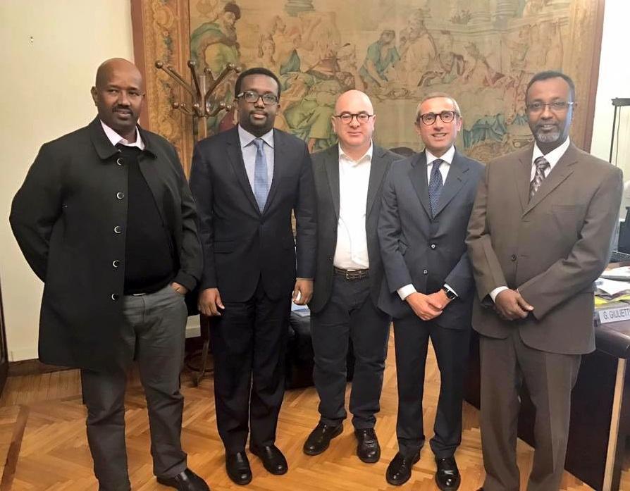 Giornalisti: la Fnsi incontra i colleghi della Somalia