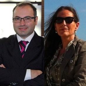 Josè Trovato e Giulia Martorana