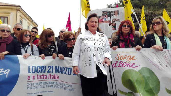 In migliaia in marcia a Locri contro le mafie