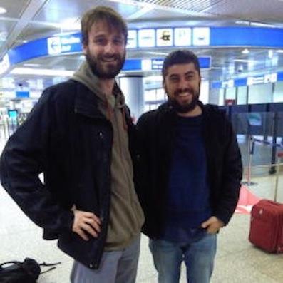Luca Chianca e Paolo Palermo