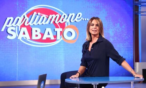 """Paola Perego e il suo """"Parliamone sabato"""""""