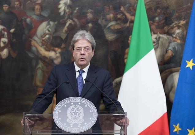 Paolo Gentiloni, presidente del Consiglio dei Ministri, è giornalista professionista dal 15 febbraio 1990