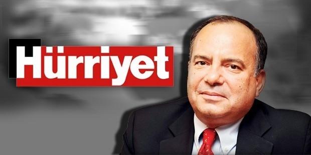 Sedat Ergin, direttore di Hurriyet