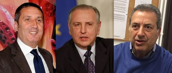 Gian Marco Chiocci, Lorenzo Del Boca e Marco Lanza saranno il 3 maggio a Reggio Calabria