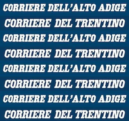 Corriere Alto Adige Trentino