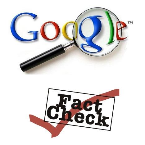Fact Check Google