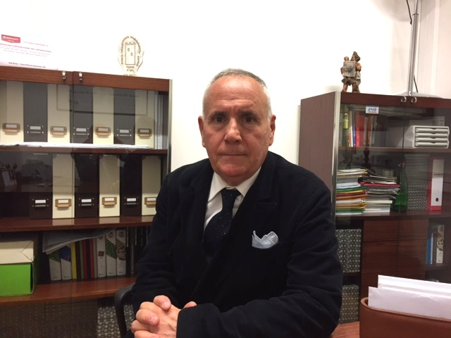 Pino Nano (Foto Giornalistitalia.it)