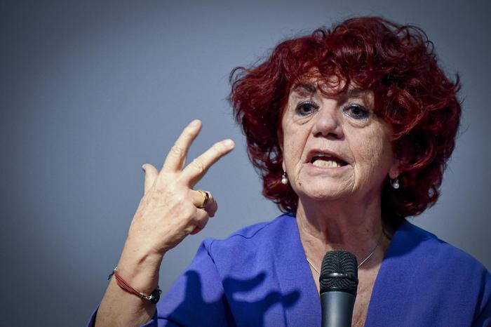 Il ministro della Pubblica Istruzione Valeria Fedeli