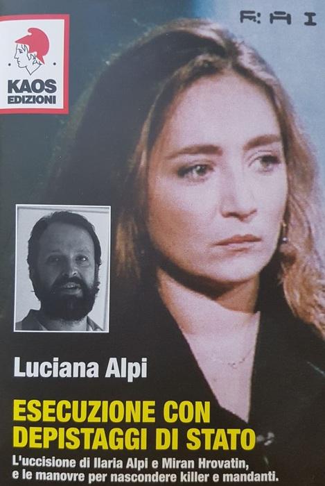 Libro Luciana Alpi