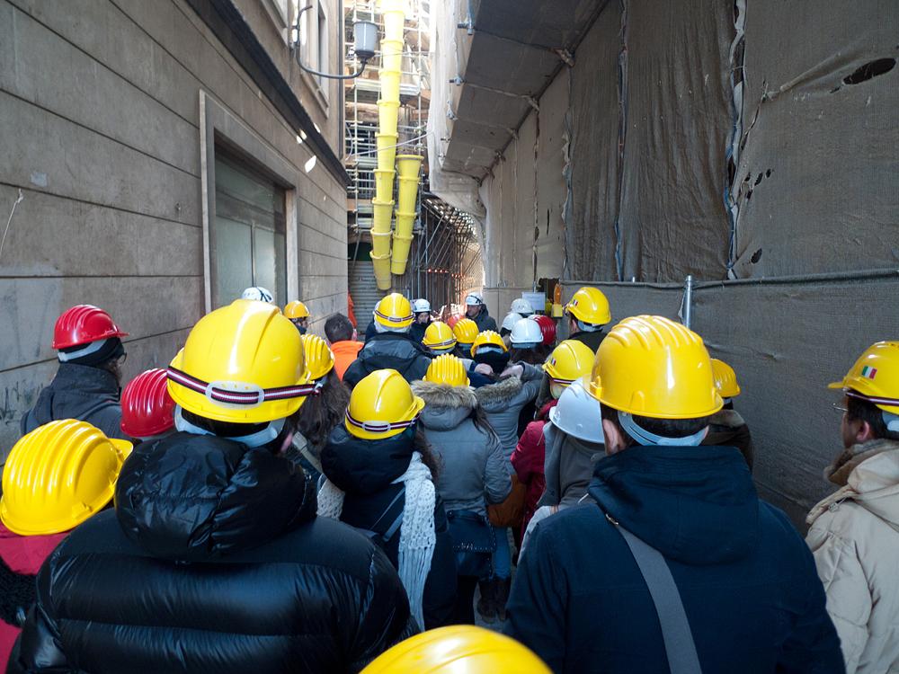 L'Aquila, Seminario di Cantiere 18-02-2015