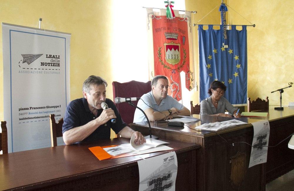La presentazione del III Festival del giornalismo promosso dall'Associazione Leali delle notizie