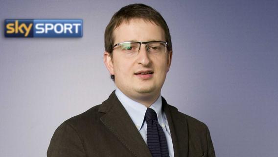 Federico Ferri, direttore di Sky Sport