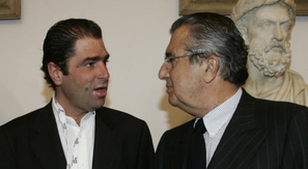 Marco e Carlo De Benedetti