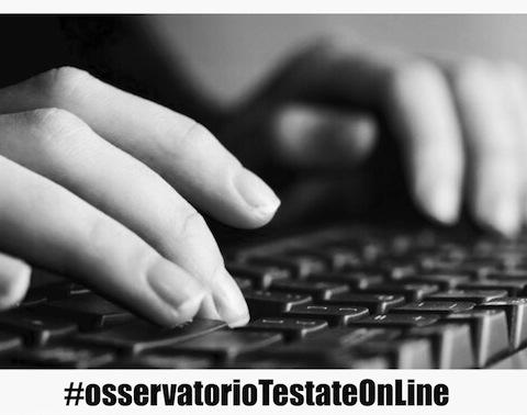 Osservatorio testate online