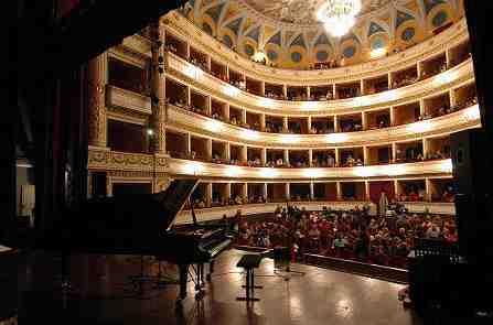 Il Teatro Luigi Mancinelli di Orvieto