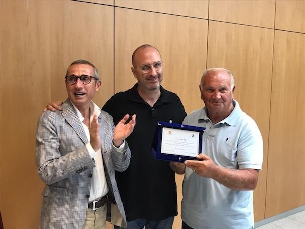 Raffaele Lorusso, Gianfranco Summo e Nico Lorusso