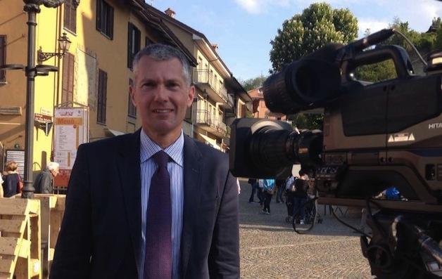 Luca Ponzi, nuovo caporedattore della Tgr Rai della Calabria