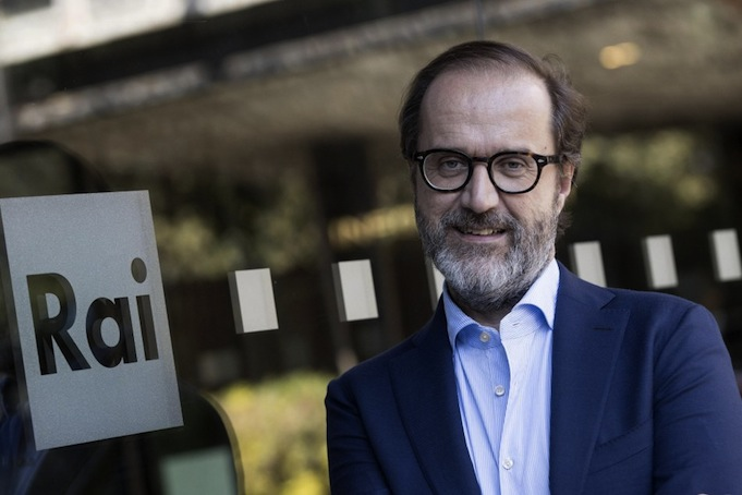 Stefano Coletta, nuovo direttore di Rai 3