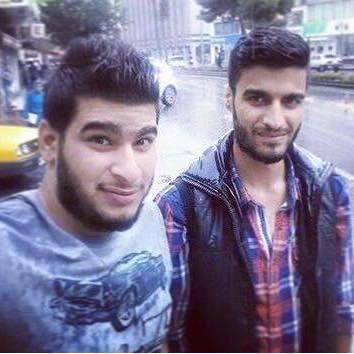 Fares Hamadi e Ibrahim Abdul Qader