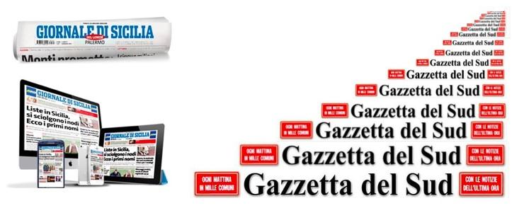 Giornale di Sicilia Gazzetta del Sud