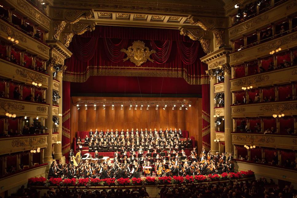 L'Orchestra del Teatro alla Scala di Milano