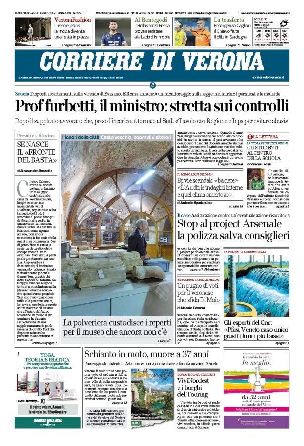 Corriere di Verona
