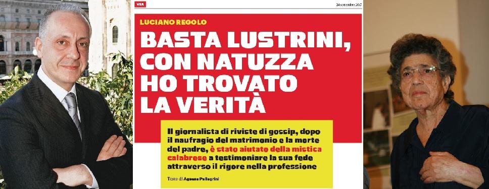 Credere Natuzza Regolo