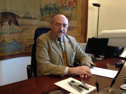 Giovanni Rossi, presidente Odg Emilia Romagna