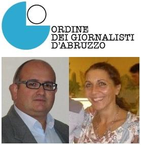 Luigi Spadaccini e Donatella Speranza