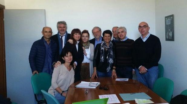 Il nuovo Consiglio regionale dell'Ordine dei giornalisti della Basilicata