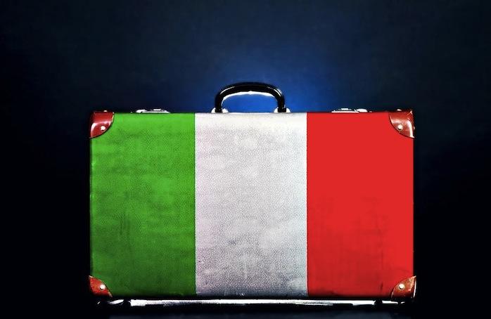 valigia italia