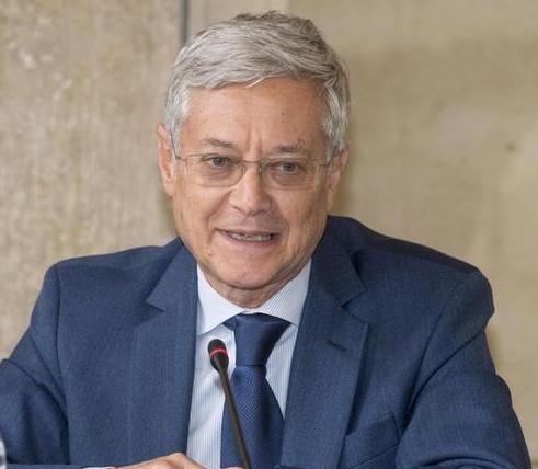 Il presidente dell'Accademia della Crusca Claudio Marazzini