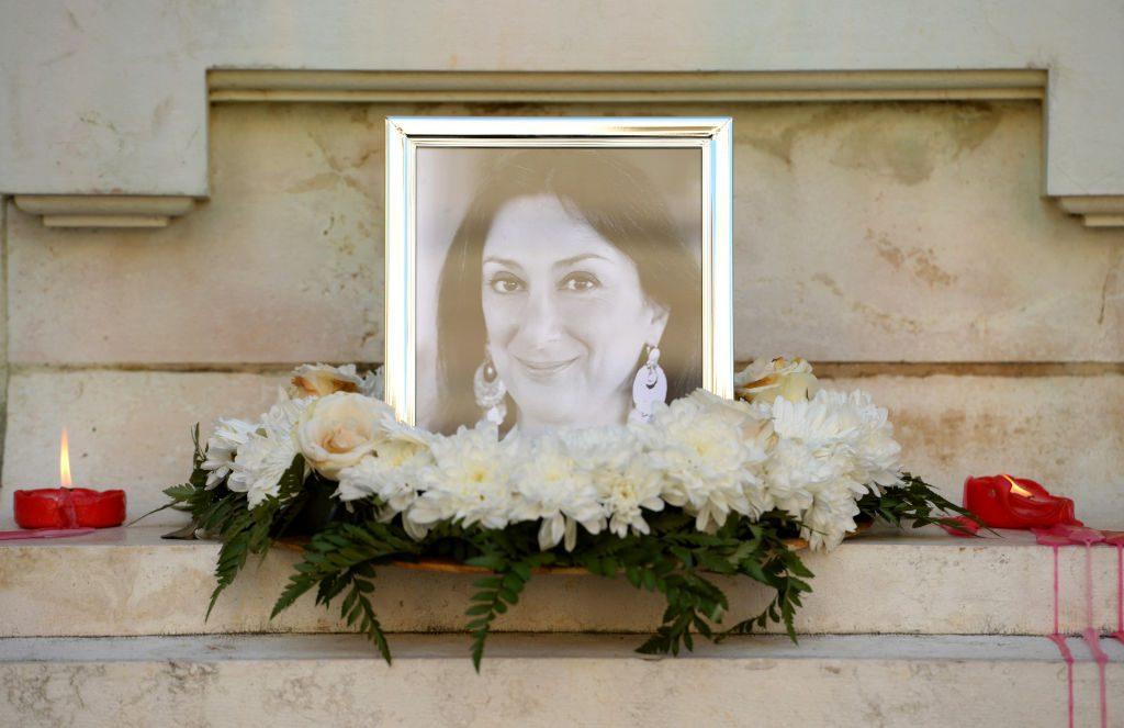 Oggi a Malta i funerali di Daphne Caruana Galizia