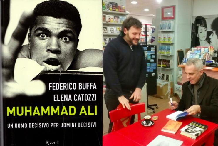 """Muhammed Ali"" di Federico Buffa ed Elena"