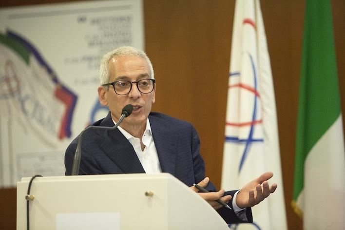 Francesco Cavallaro, segretario generale della Cisal e consigliere nazionale Fnsi