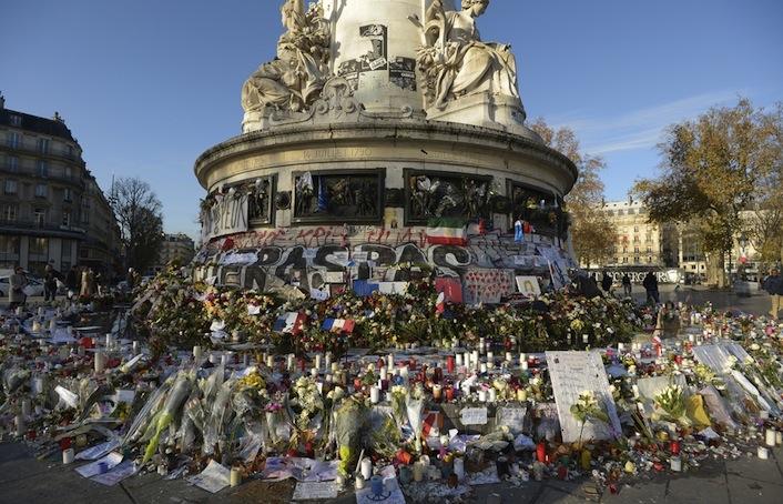 Parigi, piazza della Repubblica