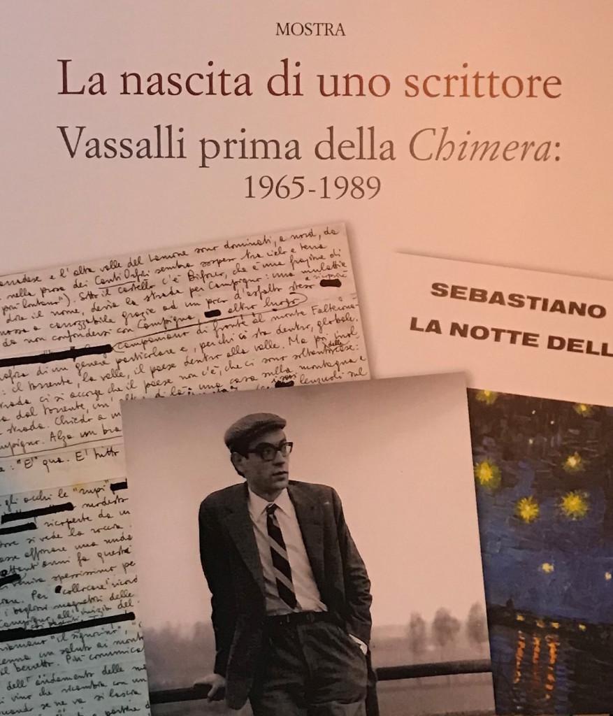 A Novara la mostra dedicata a Sebastiano Vassalli