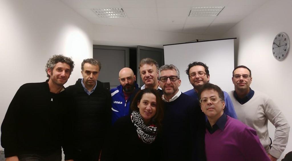 """La """"squadra"""" dell'Ussi Umbria"""