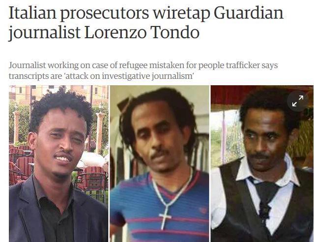 L'articolo di The Guardian contro la magistratura italiana