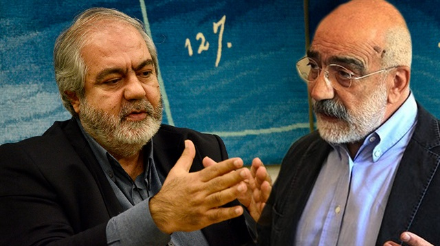 Da sinistra: Mehmet e Ahmet Altan