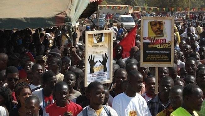 Diciannove anni dopo l'assassinio di Norbert Zongo il popolo del Burkina Faso attende ancora giustizia
