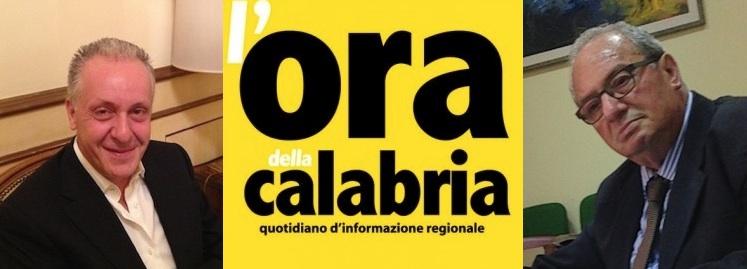 L'ex direttore dell'Ora della Calabria Luciano Regolo e