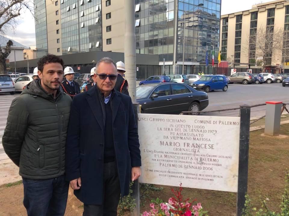 Andrea Tuttoilmondo e Giulio Francese