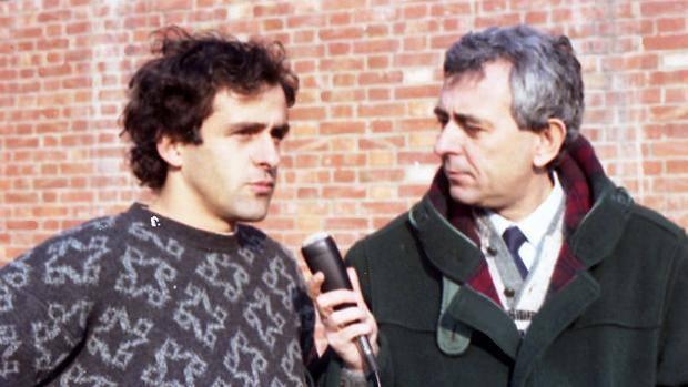 Franco Costa intervista Michel Platini