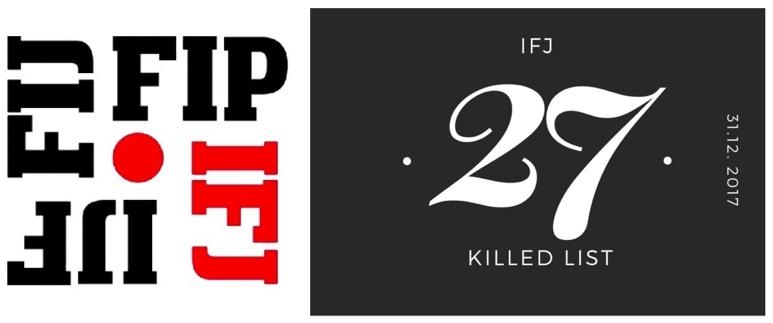 Ifj 2017 Killed List