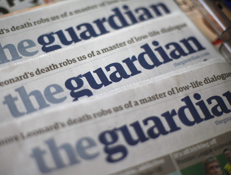 The Guardian tabloid, ma i fatti restano sacri