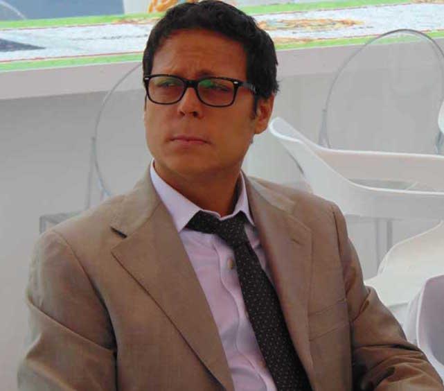 Il direttore di Fanpage Francesco Piccinini