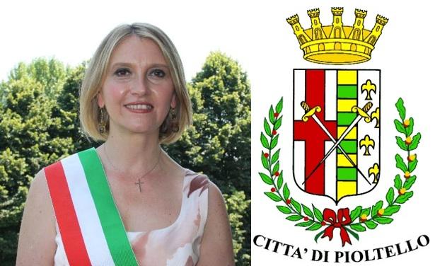 Ivonne Cosciotti, sindaco di Pioltello