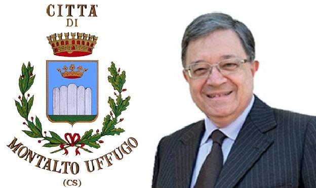 Il sindaco di Montalto Uffugo, avv. Pietro Caracciolo