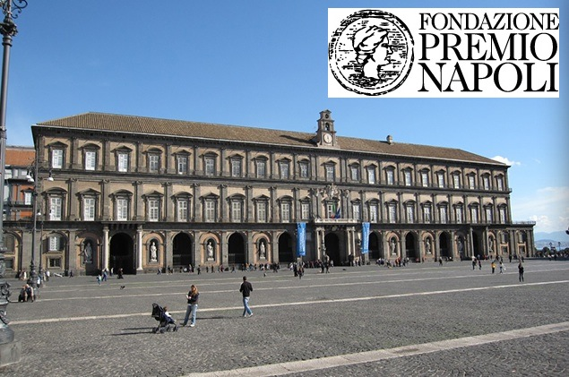 La sede della Fondazione Premio Napoli a Palazzo Reale, in piazza Plebiscito a Napoli